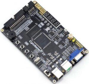 FPGA digital clock – Stupid Projects