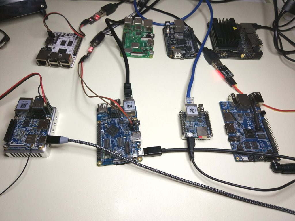 Benchmarking TensorFlow Lite for microcontrollers on Linux